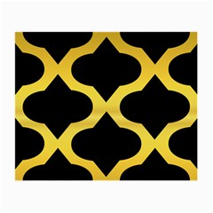 Seamless Gold Pattern Small Glasses Cloth (2 Side)