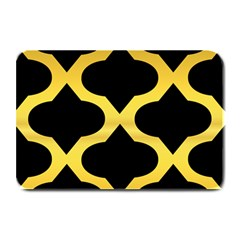 Seamless Gold Pattern Plate Mats