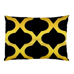 Seamless Gold Pattern Pillow Case (two Sides)