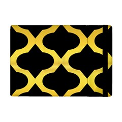 Seamless Gold Pattern Apple Ipad Mini Flip Case