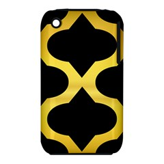 Seamless Gold Pattern Iphone 3s/3gs