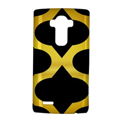 Seamless Gold Pattern Lg G4 Hardshell Case