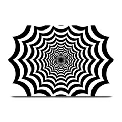 Spider Web Hypnotic Plate Mats