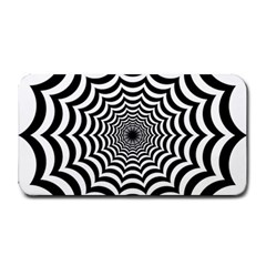 Spider Web Hypnotic Medium Bar Mats