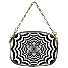 Spider Web Hypnotic Chain Purses (one Side)
