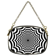 Spider Web Hypnotic Chain Purses (two Sides)