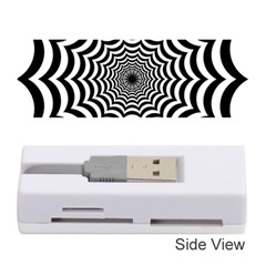 Spider Web Hypnotic Memory Card Reader (stick)