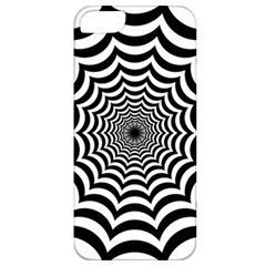 Spider Web Hypnotic Apple Iphone 5 Classic Hardshell Case