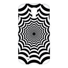 Spider Web Hypnotic Samsung Galaxy S4 I9500/i9505 Hardshell Case