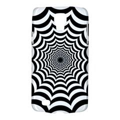 Spider Web Hypnotic Galaxy S4 Active