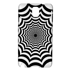 Spider Web Hypnotic Samsung Galaxy Note 3 N9005 Hardshell Case