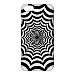 Spider Web Hypnotic Apple Iphone 5c Hardshell Case