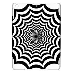 Spider Web Hypnotic Ipad Air Hardshell Cases