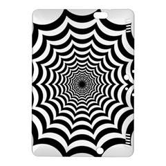 Spider Web Hypnotic Kindle Fire Hdx 8 9  Hardshell Case
