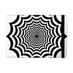 Spider Web Hypnotic Ipad Mini 2 Flip Cases