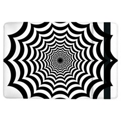 Spider Web Hypnotic Ipad Air Flip