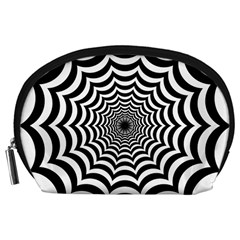 Spider Web Hypnotic Accessory Pouches (large)