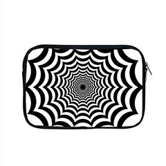 Spider Web Hypnotic Apple Macbook Pro 15  Zipper Case