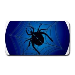 Spider On Web Medium Bar Mats
