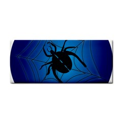 Spider On Web Cosmetic Storage Cases