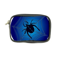 Spider On Web Coin Purse