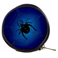 Spider On Web Mini Makeup Bags