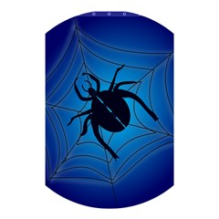 Spider On Web Shower Curtain 48  X 72  (small)