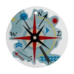 Navigation Ornament (Round)