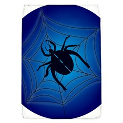Spider On Web Flap Covers (l)