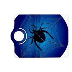 Spider On Web Kindle Fire Hd (2013) Flip 360 Case