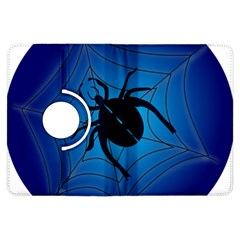 Spider On Web Kindle Fire Hdx Flip 360 Case