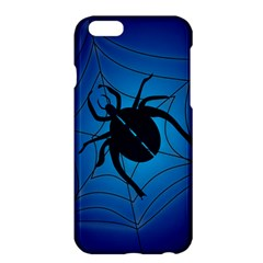 Spider On Web Apple Iphone 6 Plus/6s Plus Hardshell Case