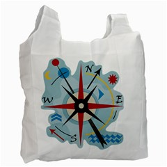 Navigation Recycle Bag (Two Side)