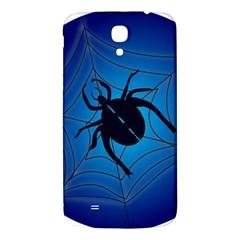 Spider On Web Samsung Galaxy Mega I9200 Hardshell Back Case