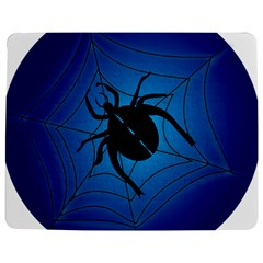 Spider On Web Jigsaw Puzzle Photo Stand (rectangular)