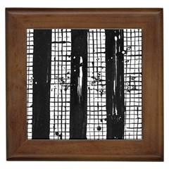 Whitney Museum Of American Art Framed Tiles