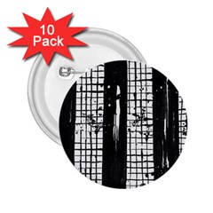 Whitney Museum Of American Art 2.25  Buttons (10 pack)