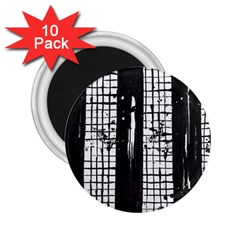 Whitney Museum Of American Art 2 25  Magnets (10 Pack)