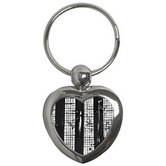 Whitney Museum Of American Art Key Chains (heart)
