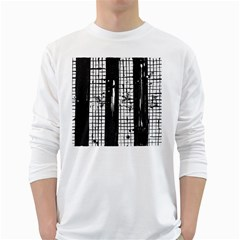 Whitney Museum Of American Art White Long Sleeve T Shirts