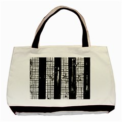 Whitney Museum Of American Art Basic Tote Bag (two Sides)