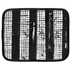 Whitney Museum Of American Art Netbook Case (Large)