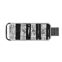Whitney Museum Of American Art Portable Usb Flash (two Sides)