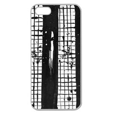 Whitney Museum Of American Art Apple Seamless Iphone 5 Case (clear)