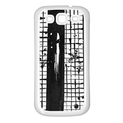 Whitney Museum Of American Art Samsung Galaxy S3 Back Case (white)