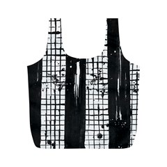 Whitney Museum Of American Art Full Print Recycle Bags (m)