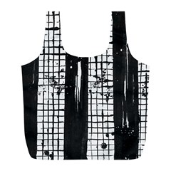 Whitney Museum Of American Art Full Print Recycle Bags (l)