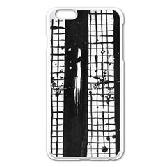 Whitney Museum Of American Art Apple Iphone 6 Plus/6s Plus Enamel White Case