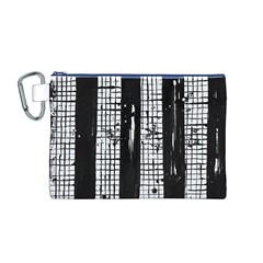 Whitney Museum Of American Art Canvas Cosmetic Bag (m)