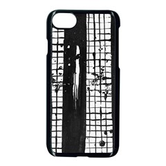 Whitney Museum Of American Art Apple Iphone 7 Seamless Case (black)